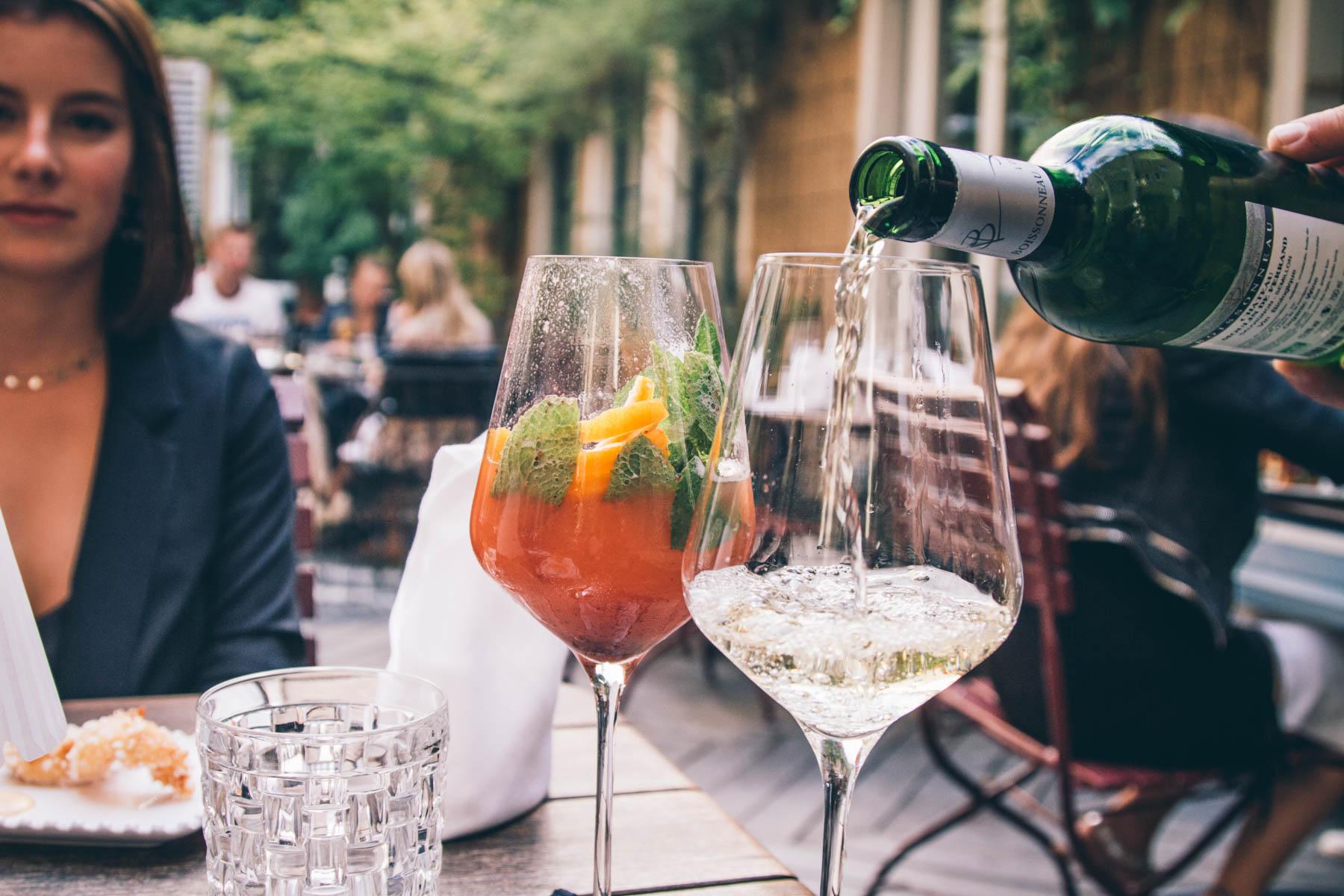 Weinempfehlung von den Lobster Boys. – ©wunderland media GmbH