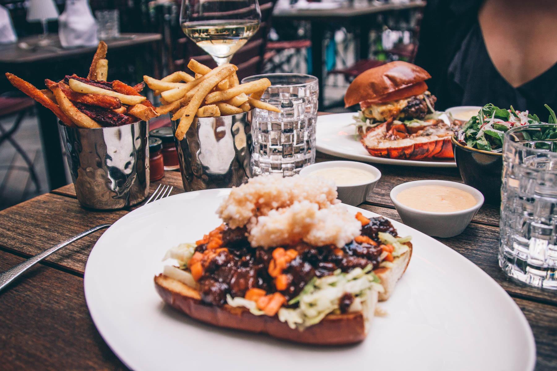 Das – ohne Witz – beste Sandwich, das wir je gegessen haben. – ©wunderland media GmbH