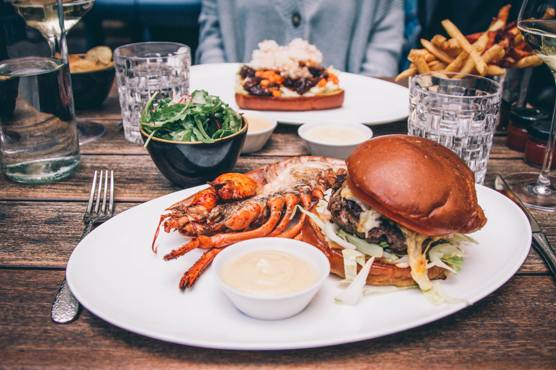 Geheimtipp Muenchen burger and lobster bank 73 – ©wunderland media GmbH
