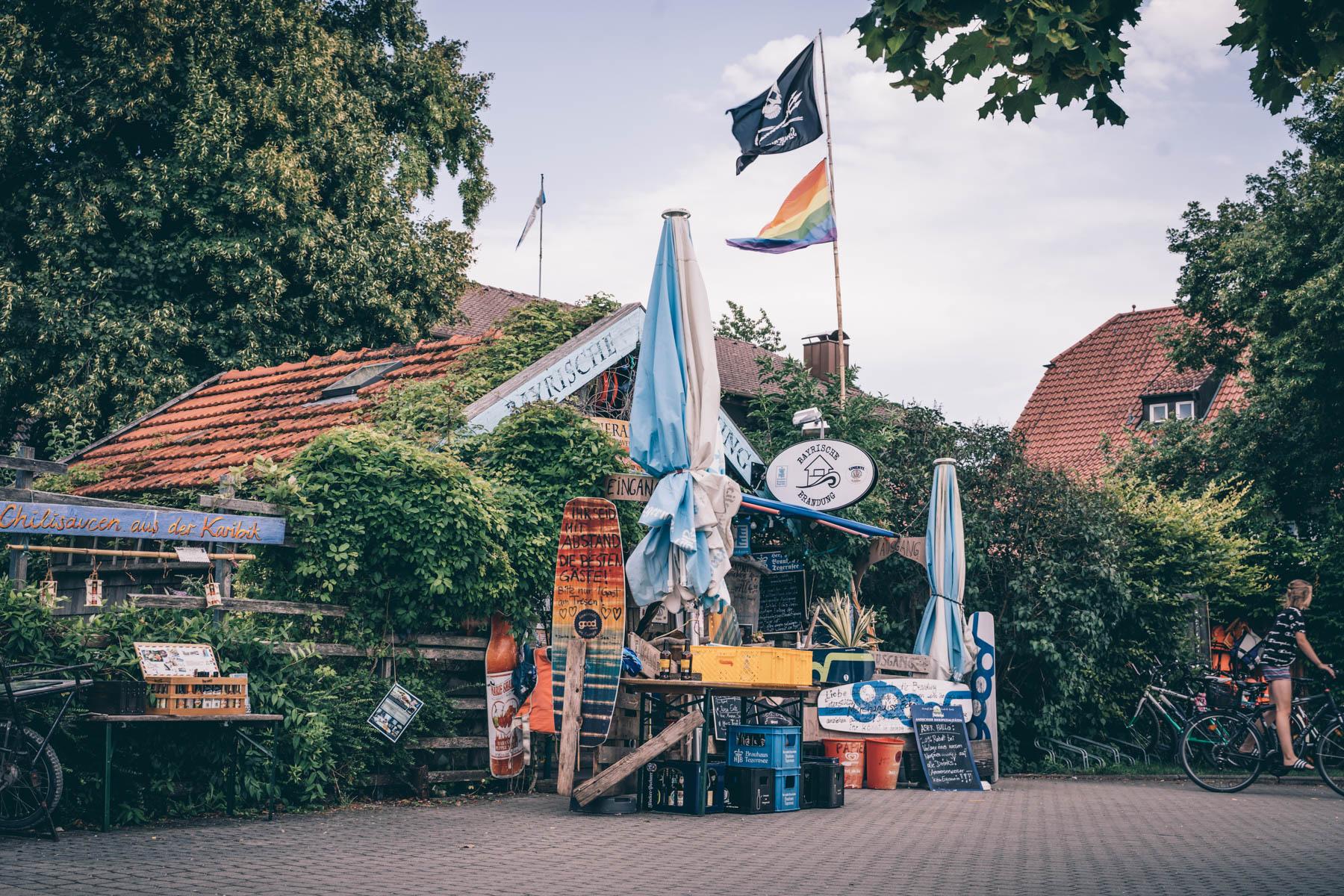 Willkommen in der Bayerischen Brandung! – ©wunderland media GmbH
