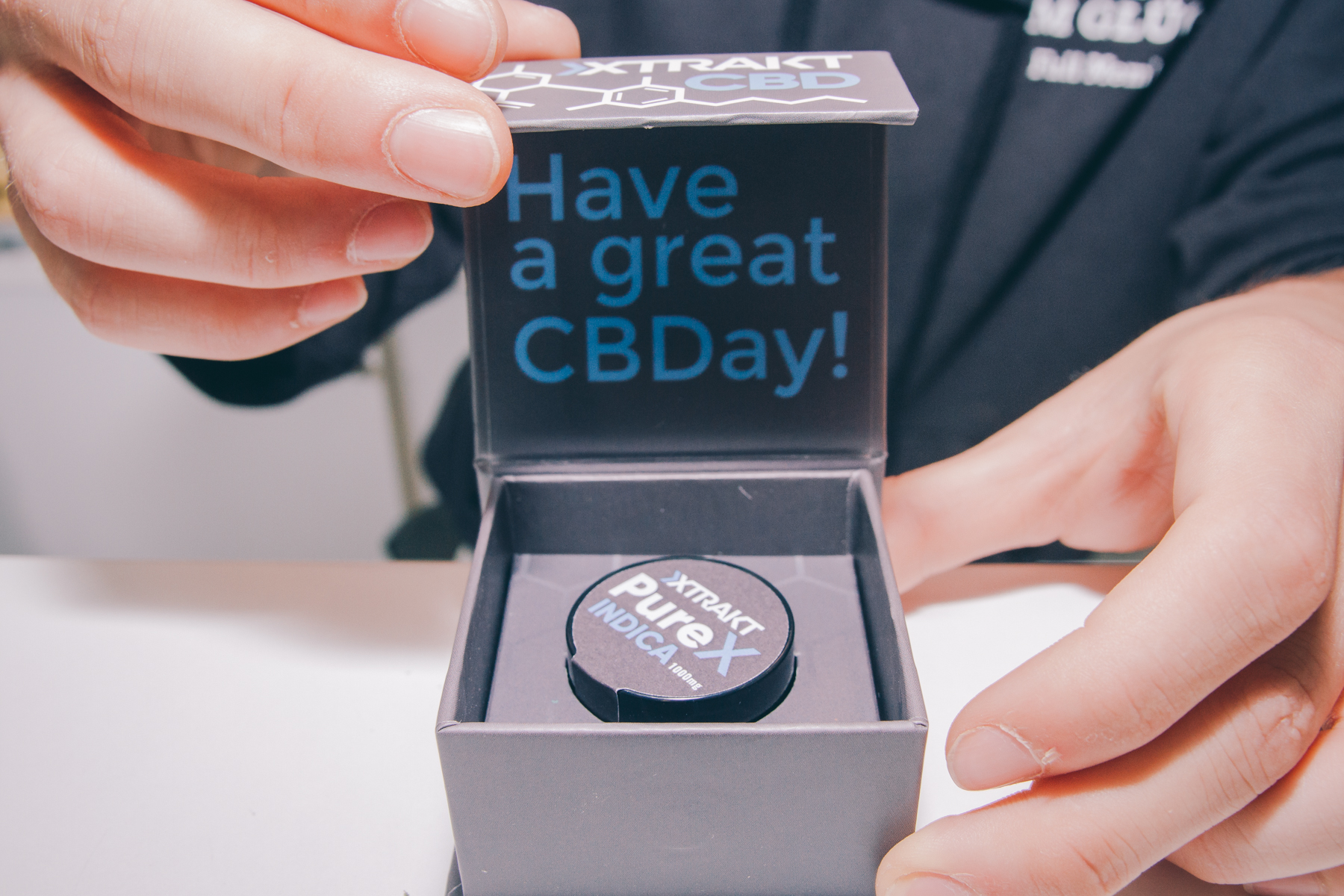 Have a great CBDay! – ©wunderland media GmbH