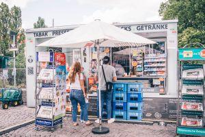 Geheimtipp Muenchen kiosk münchner freiheit 21 – ©wunderland media GmbH