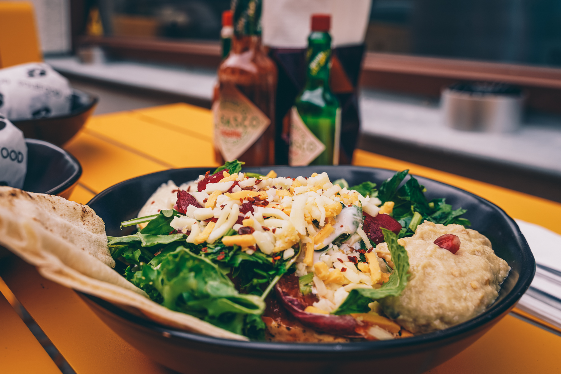 Egal ob Arrabito oder Bowl: Bei Solefood ist alles vegetarisch. – ©wunderland media GmbH