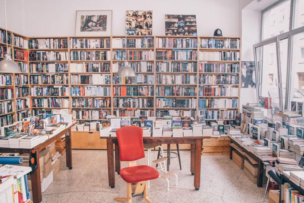 Paradiesische Zustände für Bücherwürmer. – ©wunderland media GmbH