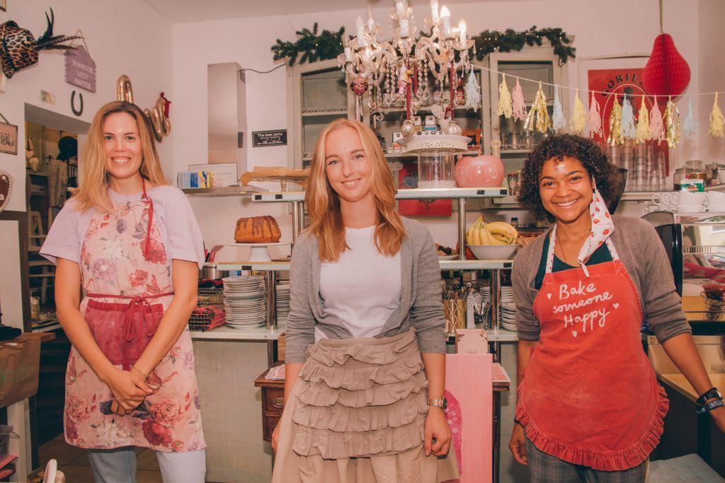 Geheimtipp Muenchen Cafe Café Franca – ©wunderland media GmbH