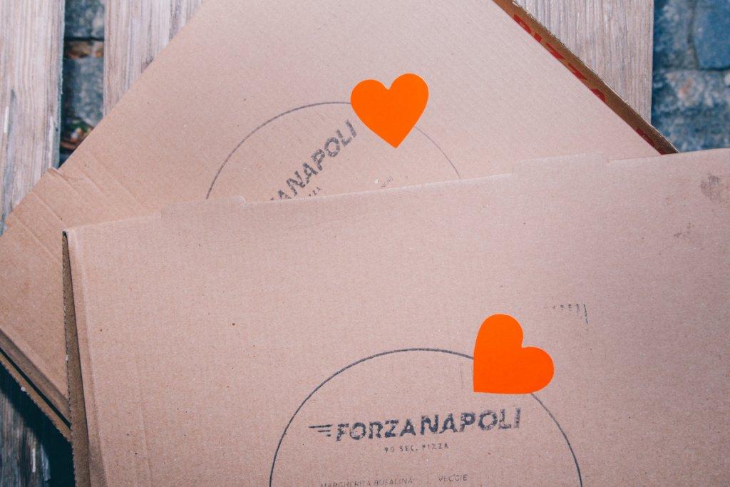Ein Herz für gute Pizza. – ©wunderland media GmbH