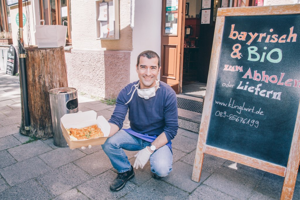 Unser Favorit: Bio Schnitzel mit köstlichen Bratkartoffeln. – ©wunderland media GmbH