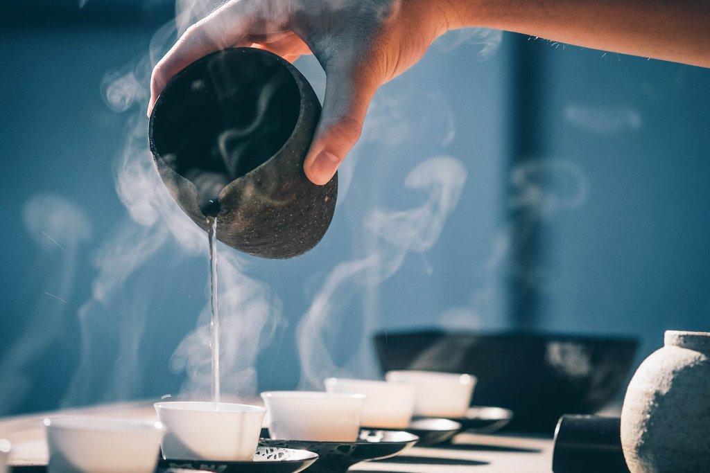 Eine Teezeremonie mitten in München mit sehr viel Glück. – ©Unsplash