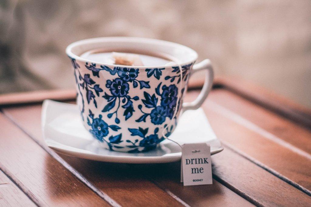 Ob Alice aus dem Wunderland hier wohl auch mal ein Tässchen getrunken hätte? – ©Unsplash