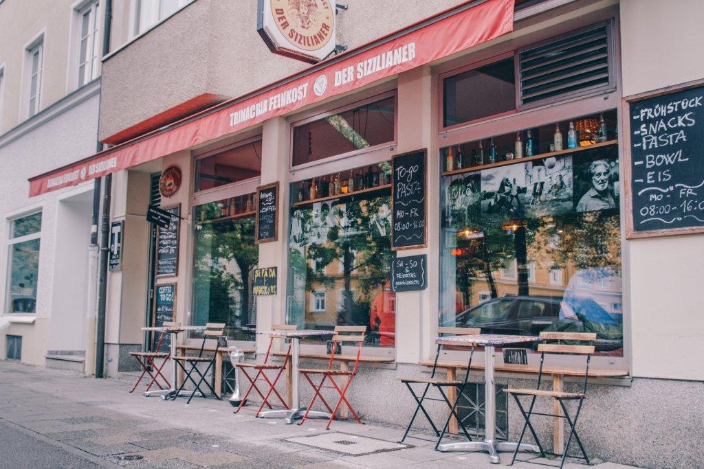GeheimtippMuenchen Restaurant Der Sizilianer Trinacria Haidhausen – ©wunderland media GmbH
