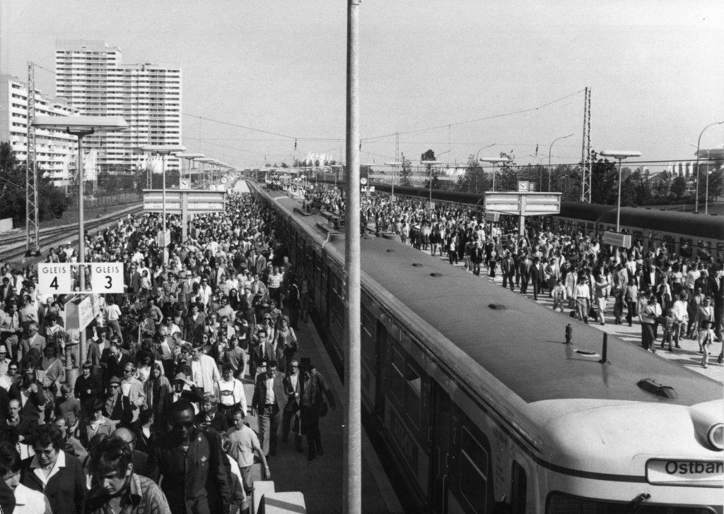 S Bahn München historisch@Klaus Ammon 8 – ©Sammlung Ammon