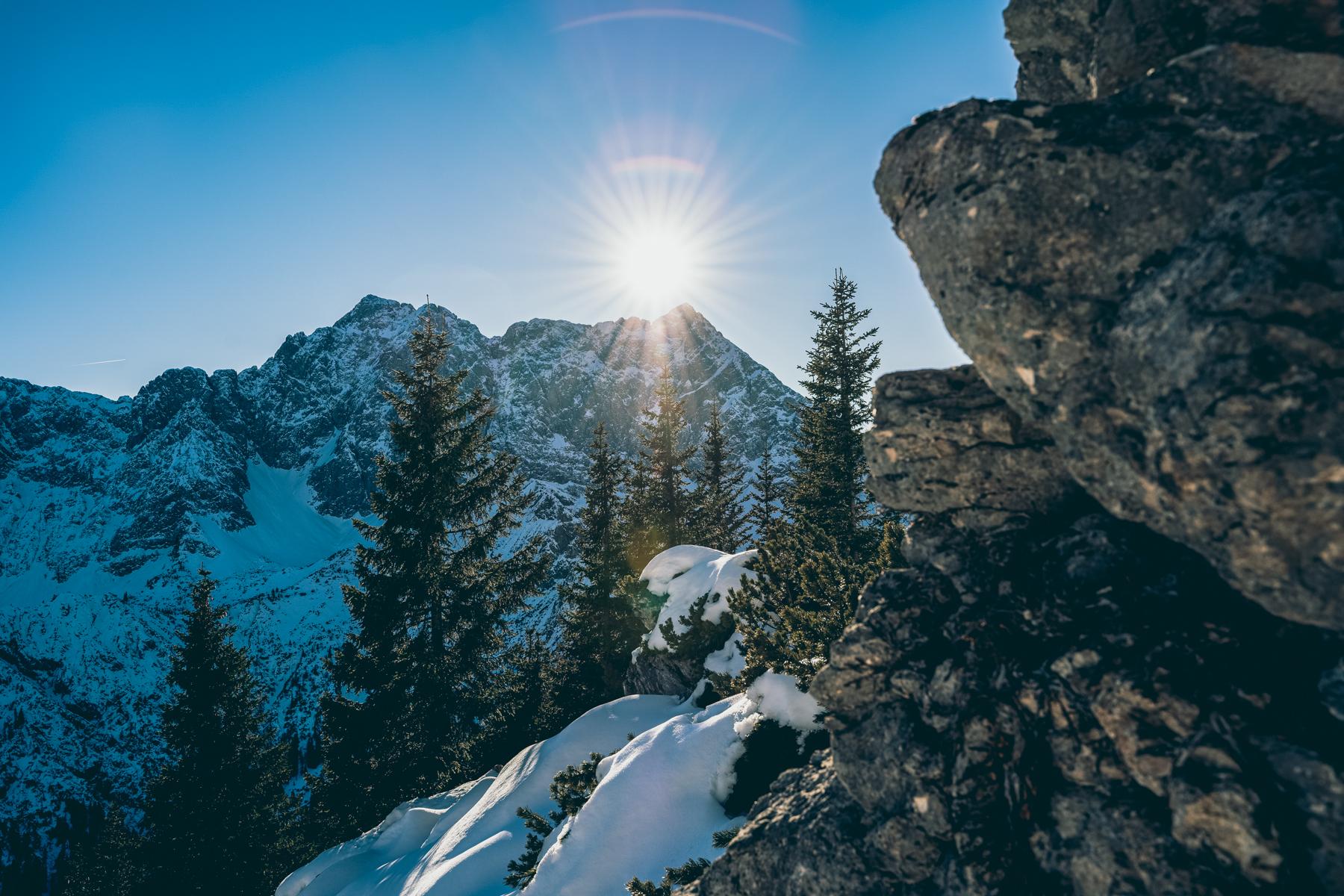Und mal wieder ist ein fabelhafter Tag rum! – ©Well Outside