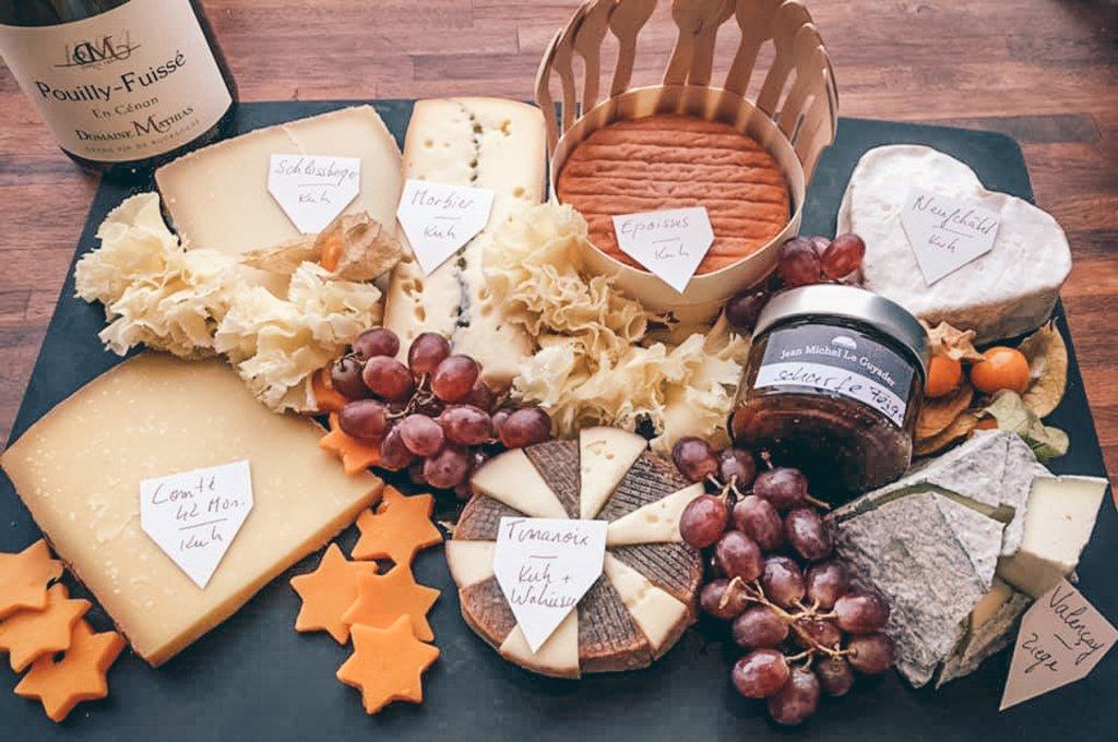 Für alle Käseliebhaber das Paradies.  – ©La Fromagerie