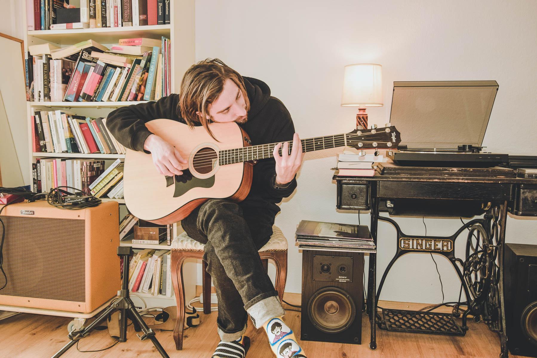 """Fast zwei Jahre arbeitete er an seinem Album """"Heartland"""". – ©wunderland media GmbH"""