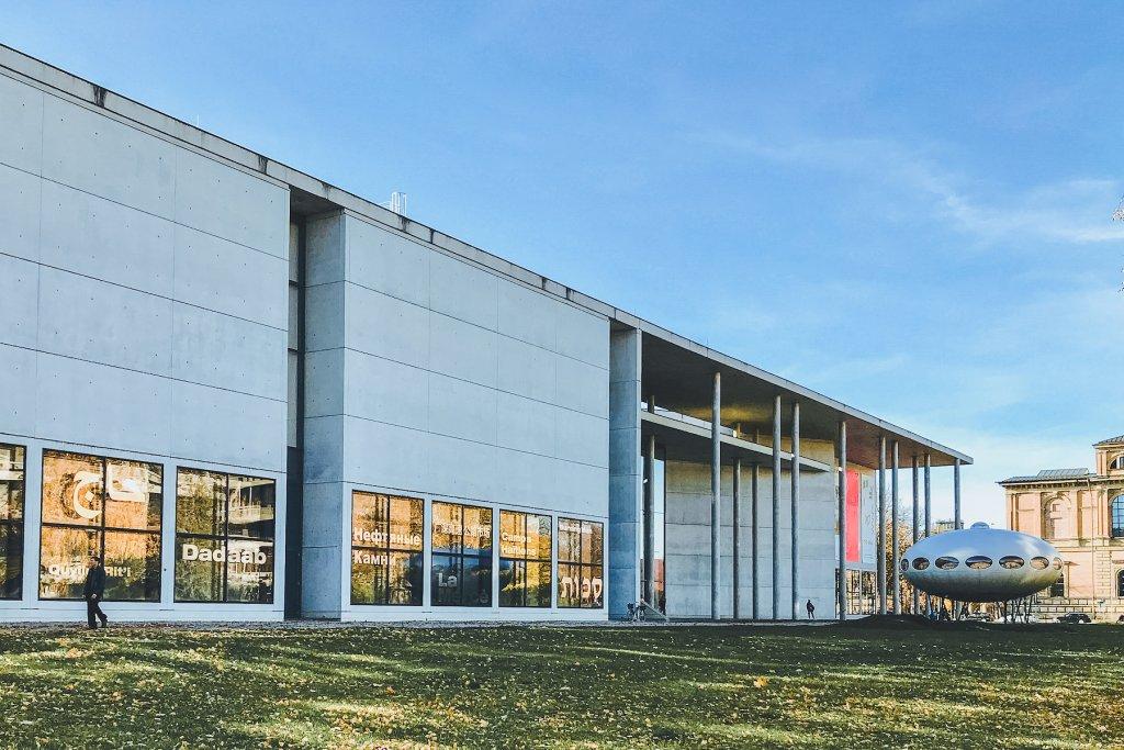 GeheimtippMuenchen Pinakothek Moderne Museumsperle – ©Museumsperle