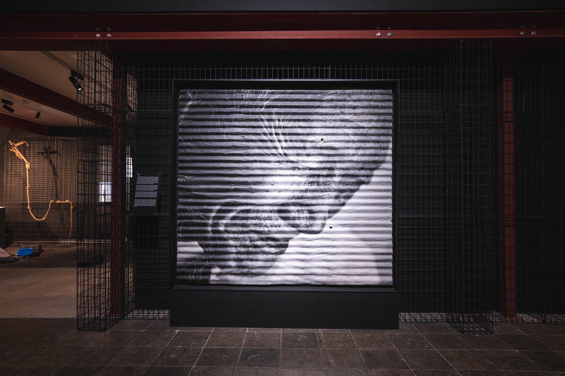 """""""Icons of Urban Art"""" ist auf zwei Etagen zu besichtigen.  – ©wunderland media GmbH"""