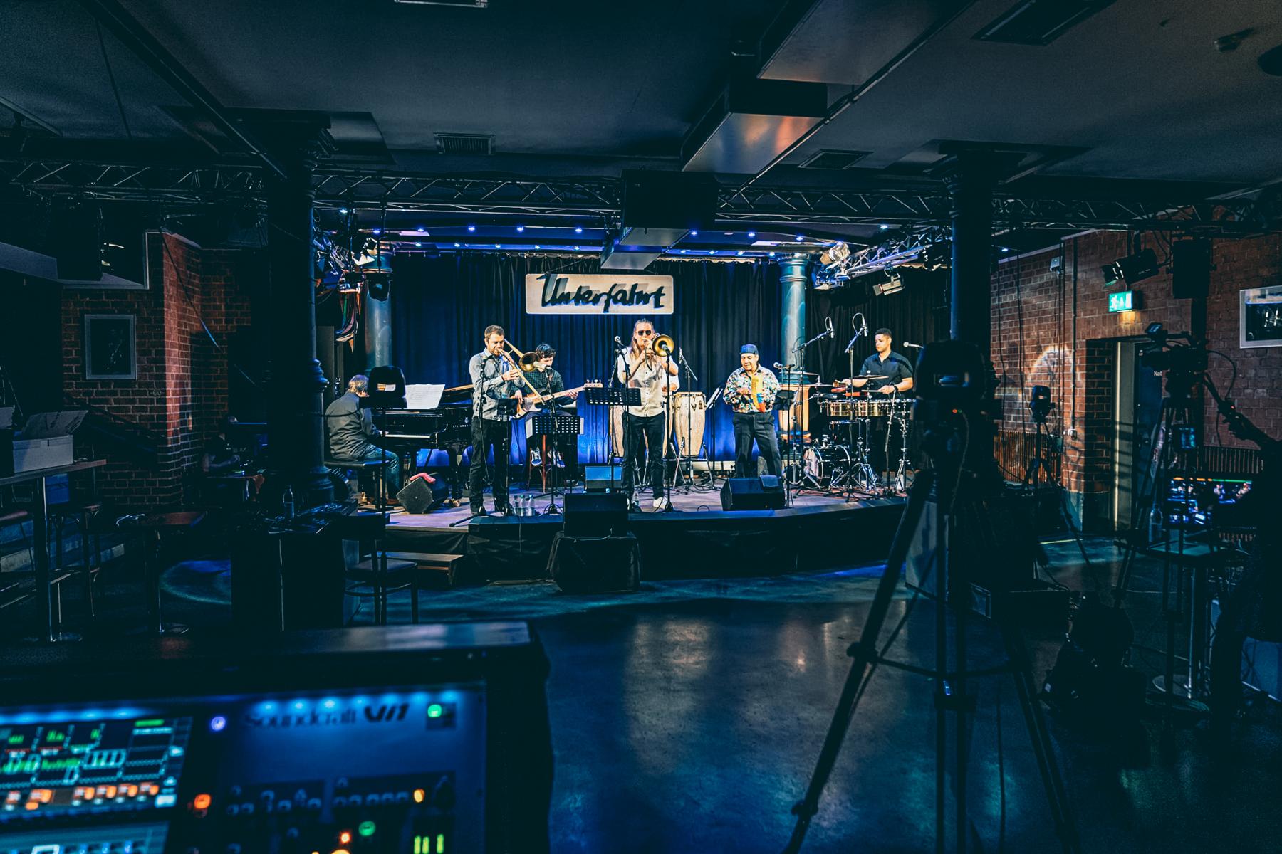 Live Übertragung aus dem Jazz Wohnzimmer? Eine stimmige Geschichte!  – ©Sebastian Mayer