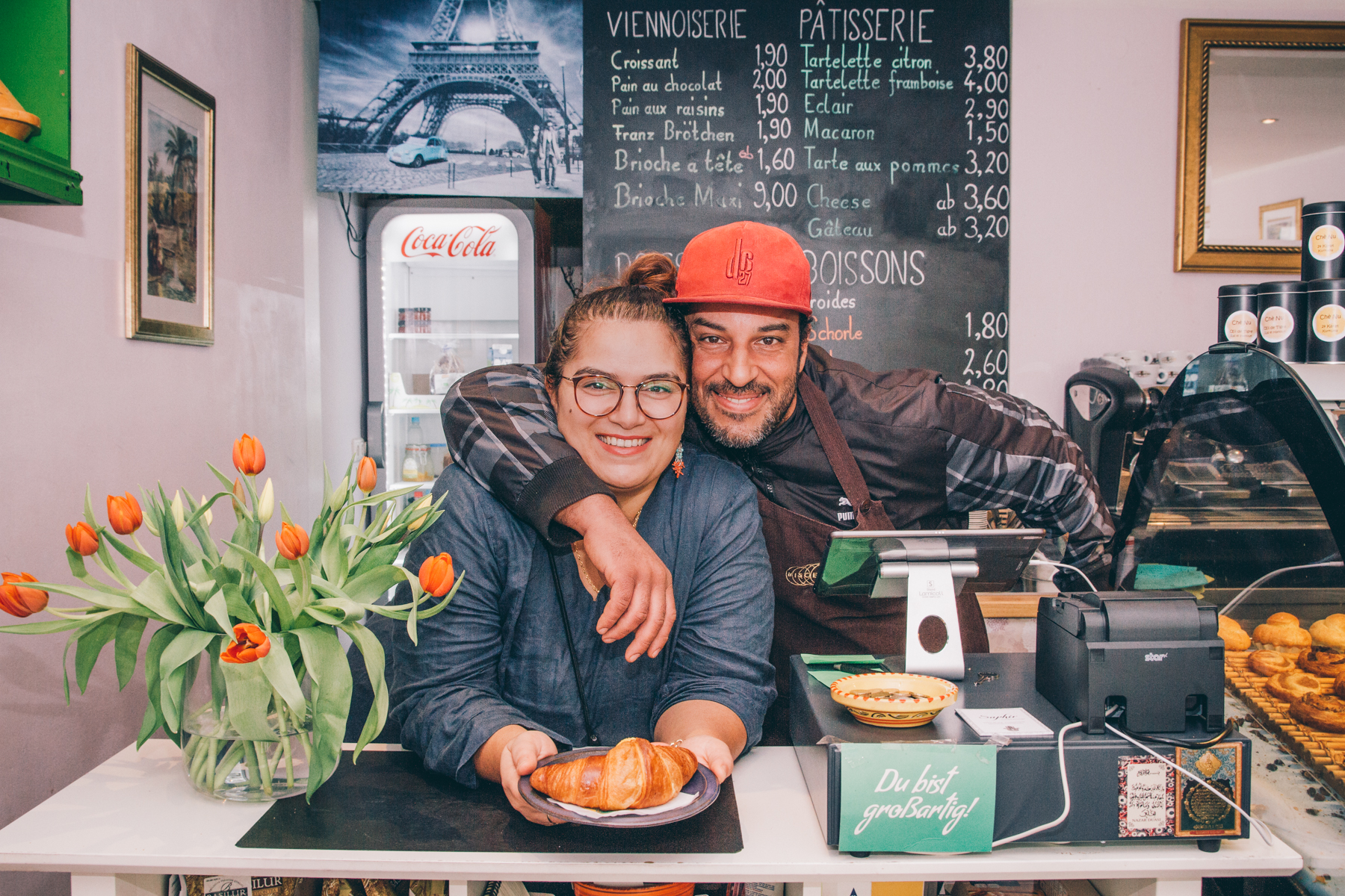 Geheimtipp Muenchen Saphir Cafe
