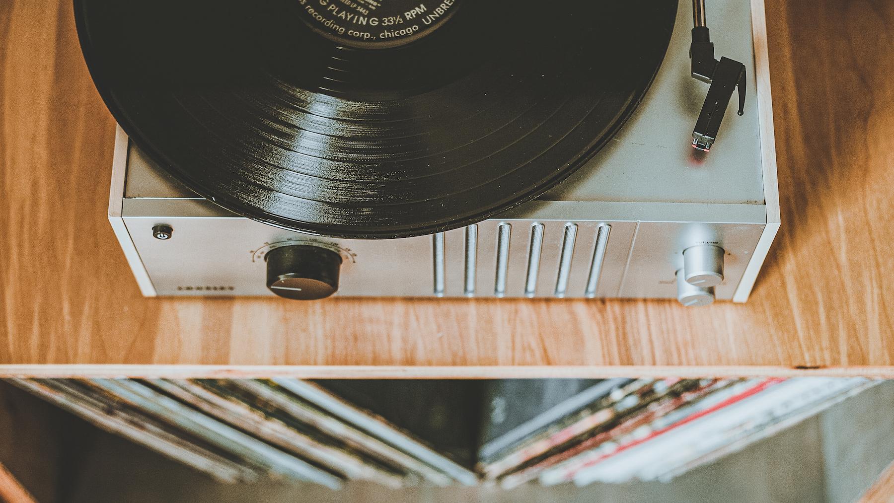 GeheimtippMuenchen Top7 Plattenlaeden Vinyl – ©Unsplash