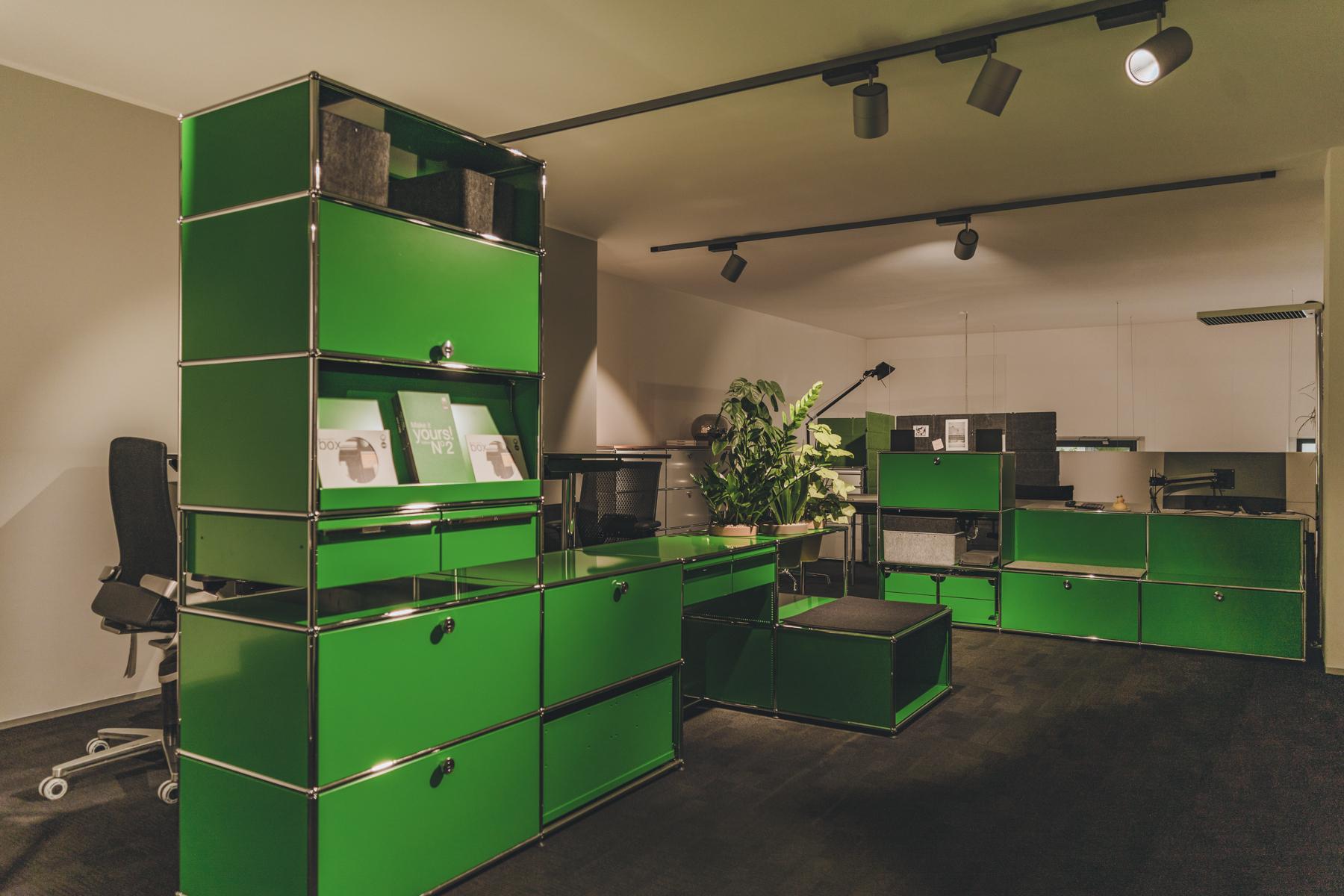 Geheimtipp Muenchen Laeden Interieur USMShowroom 21 – ©wunderland media GmbH