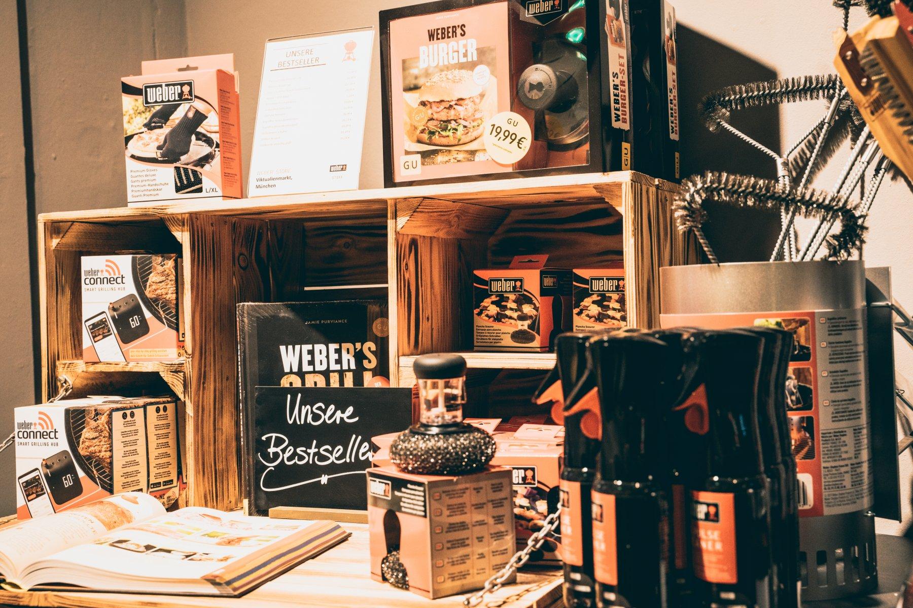 geheimtipp muenchen weber store grill09145 – ©wunderland media GmbH
