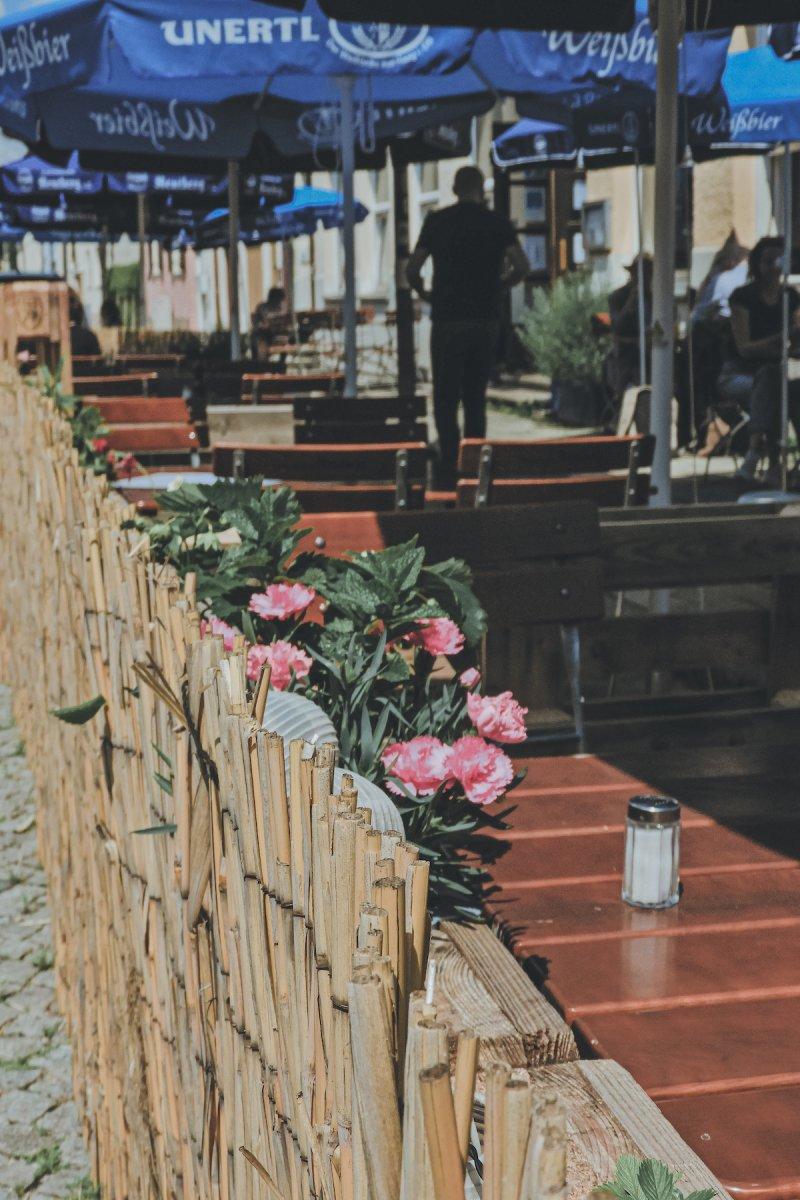 Schanigärten, Schanigarten, Geheimtipp München, Geheimtipp Muenchen, München, Muenchen, Gastronomie, Café, Restaurant, Ruffini, Neuhausen, Nymphenburg – ©wunderland media GmbH