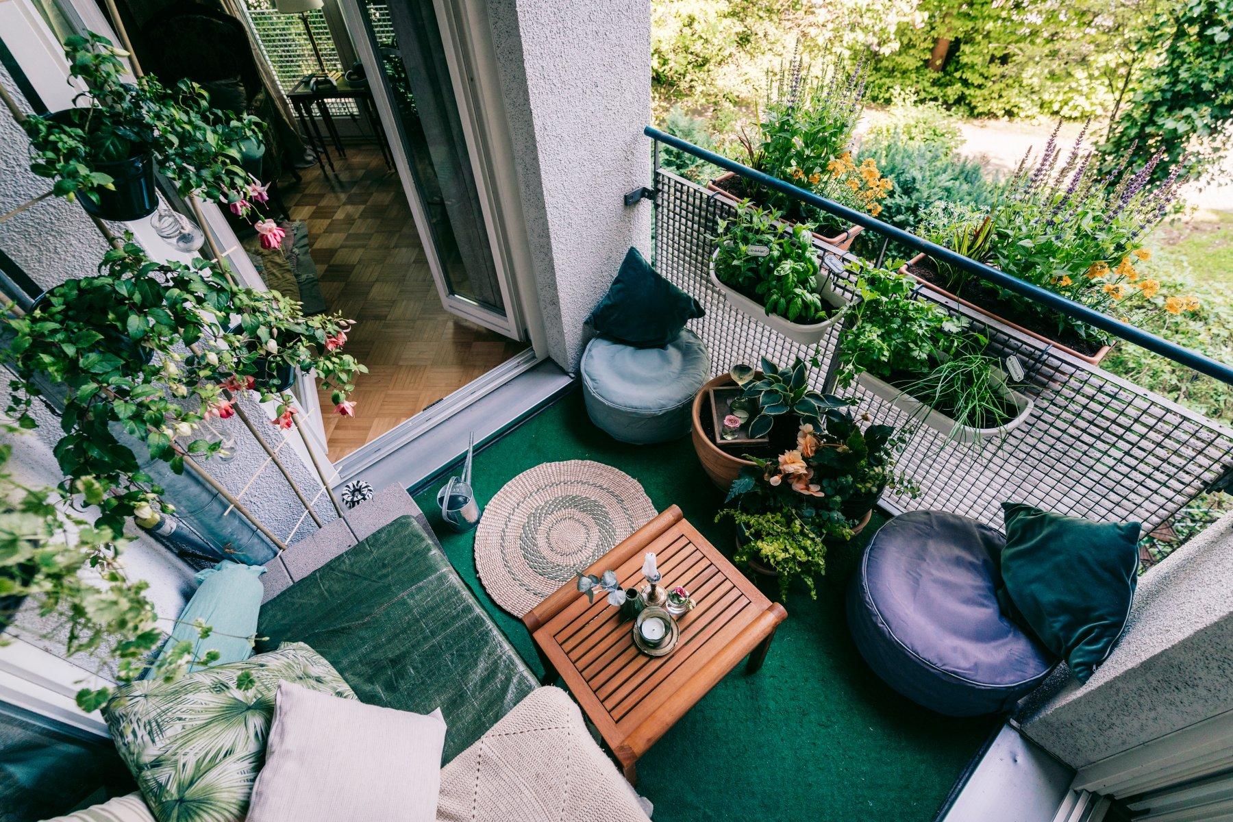 Geheimtipp Muenchen Interieur Gartencenter Seebauer Balkon MB 17 – ©wunderland media GmbH