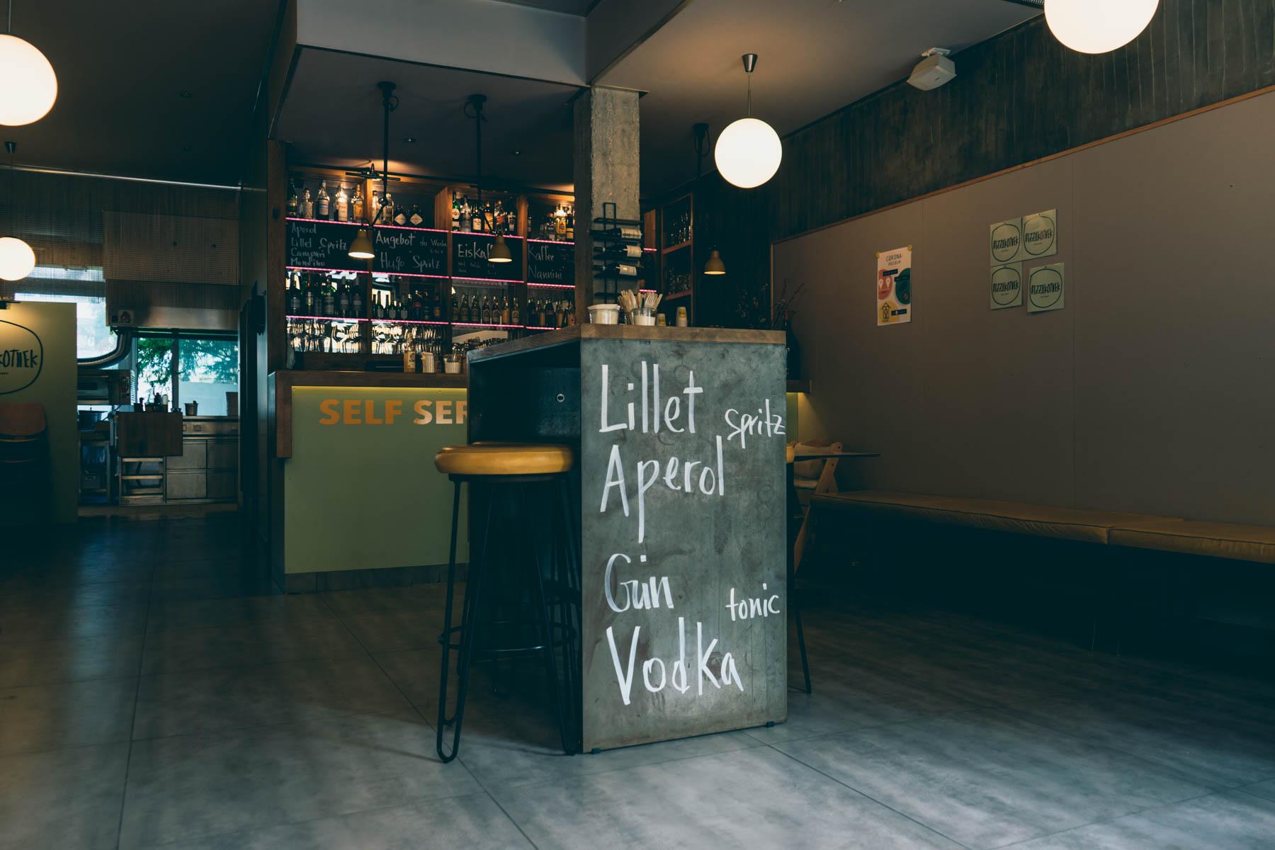 Geheimtipp Muenchen Restaurant Pizzakothek BS 03 – ©wunderland media GmbH