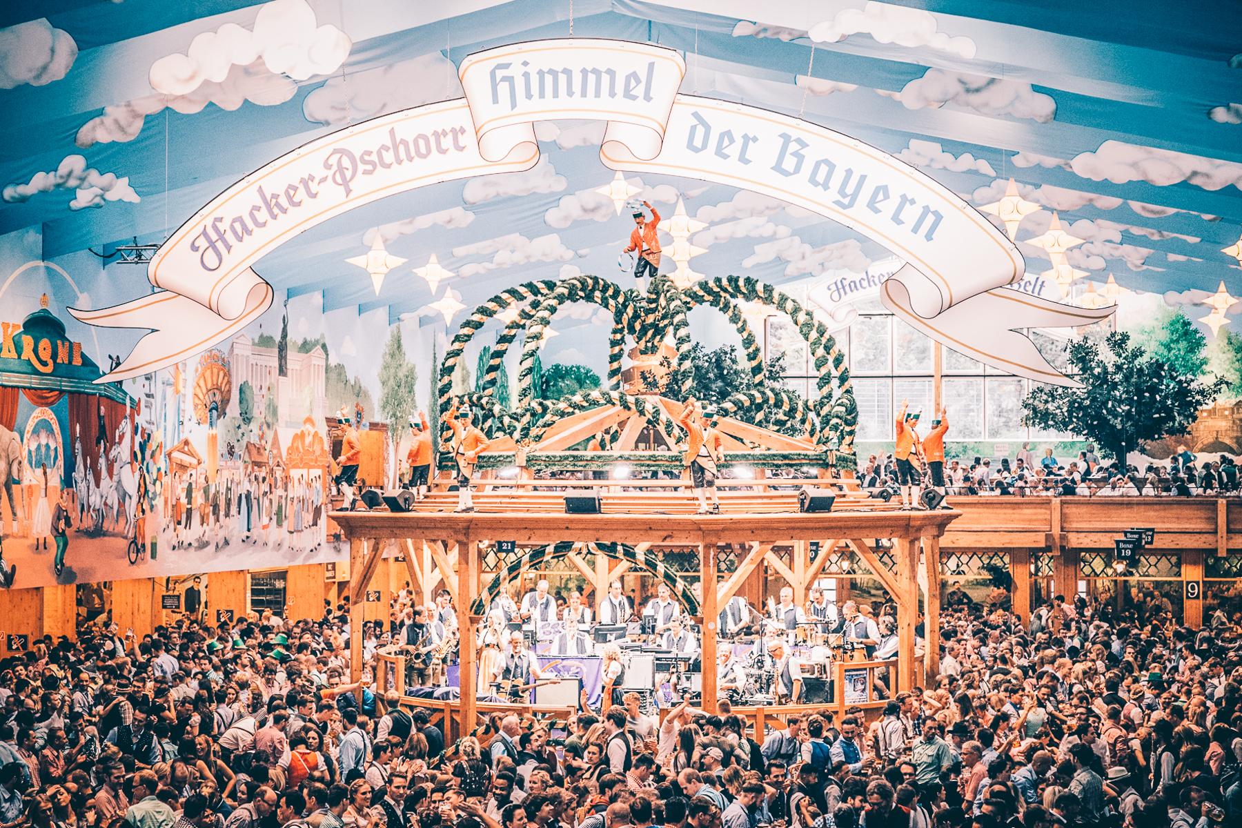 Geheimtipp Muenchen Spezltour Wiesn2017 Oktoberfest 41 von 43 – ©wunderland media GmbH