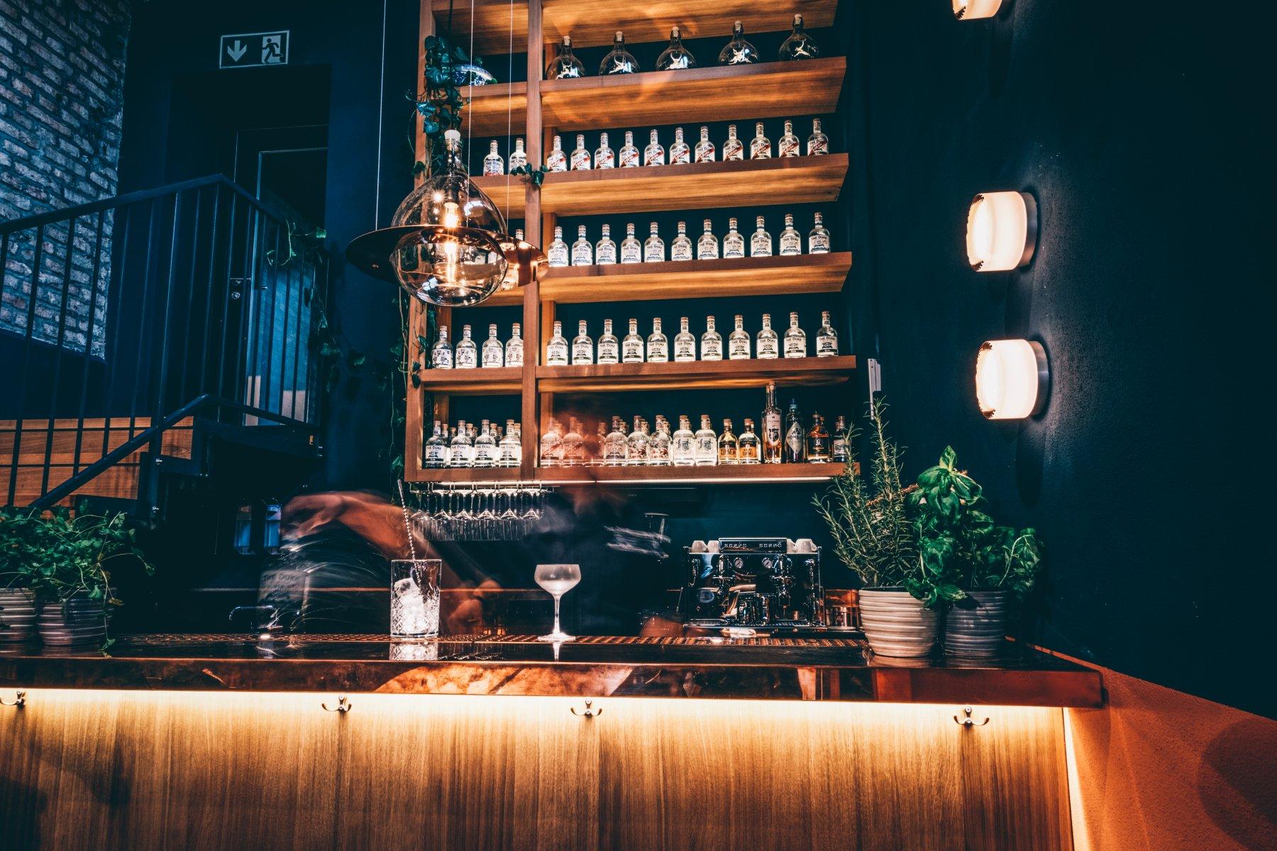 geheimtipp muenchen the duke bar gin – ©the duke gin