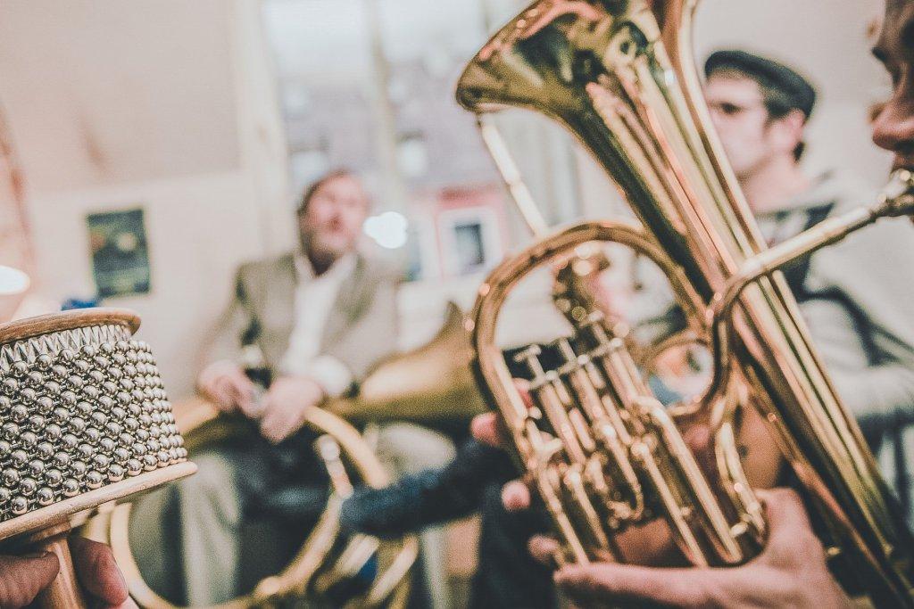 Geheimtipp München, Geheimtipp Muenchen, Musik, Sound, Konzert, Brass Band – ©wunderland media GmbH