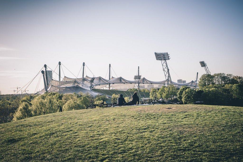 Olympiapark Frühling 5099 – ©wunderland media GmbH