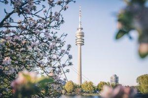 Olympiapark Frühling 5103 – ©wunderland media GmbH