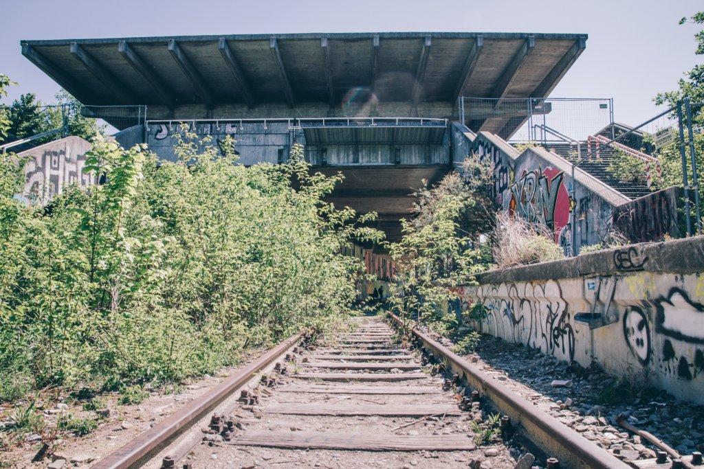 S Bahn Muenchen Alter Olympia S Bahn Bahnhof Jpeg 34 Von 53 – ©wunderland media GmbH
