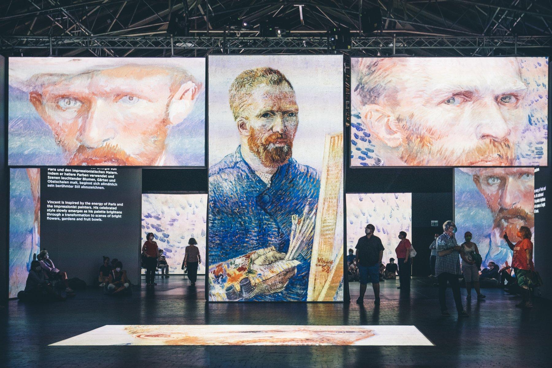 Van Gogh Alive 6189 – ©wunderland media GmbH
