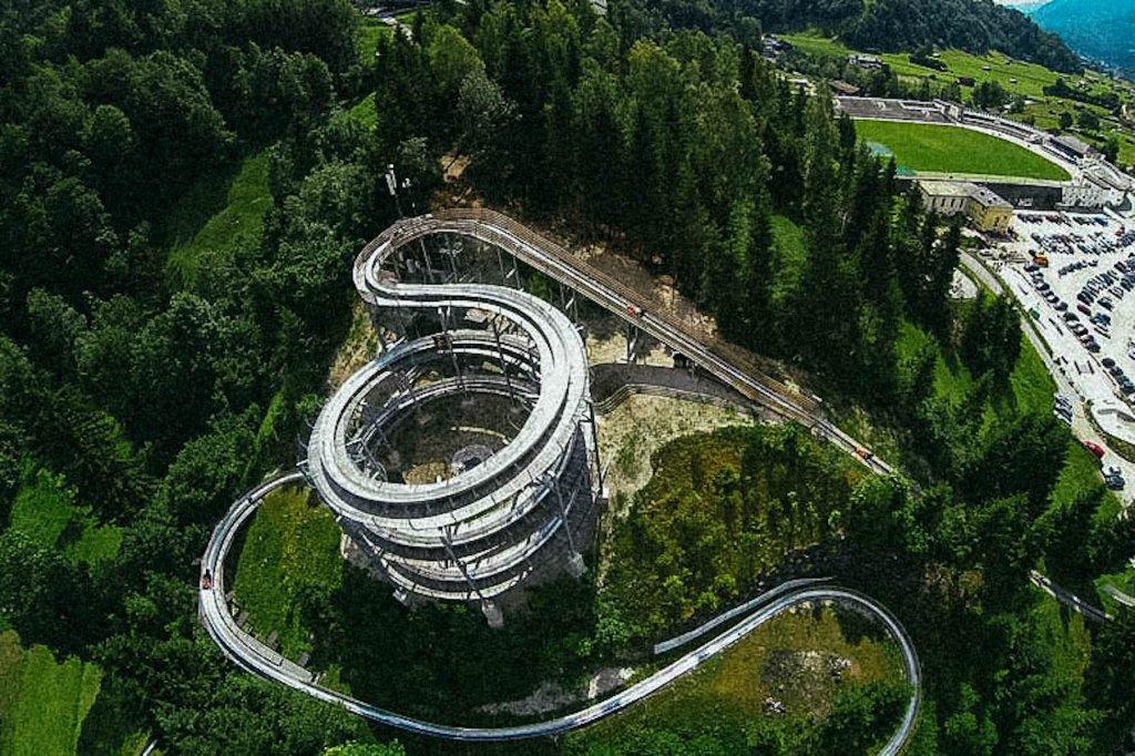 Geheimtipp Muenchen Ausflug Ferienspaß 07 – ©Sommerrodelbahn Garmisch-Partenkirchen
