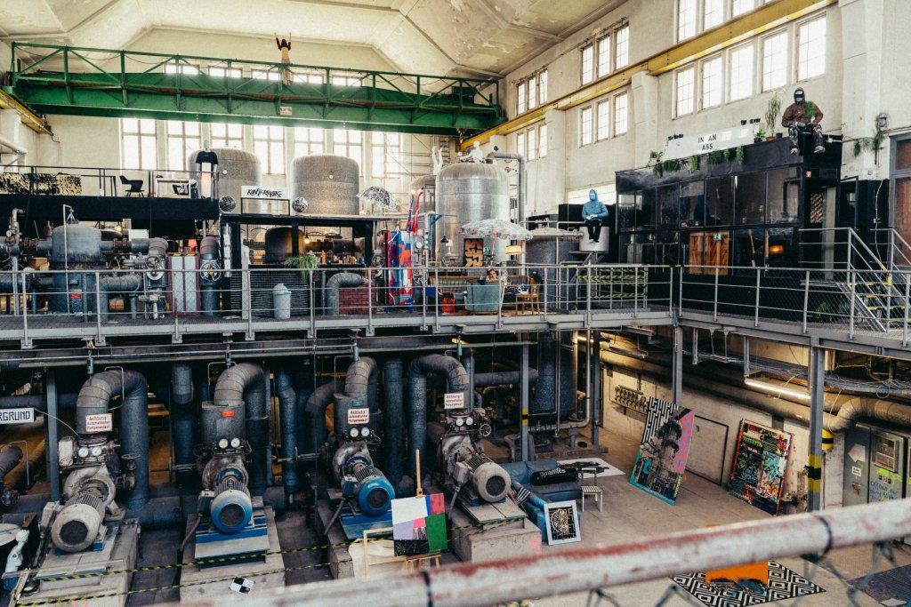 Geheimtipp München Maschinenhaus Schwabing 1 – ©wunderland media GmbH