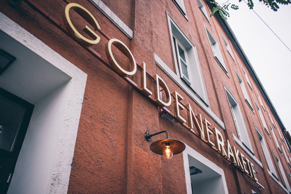 Geheimtipp Muenchen Goldene Rakete 1 – ©wunderland media GmbH