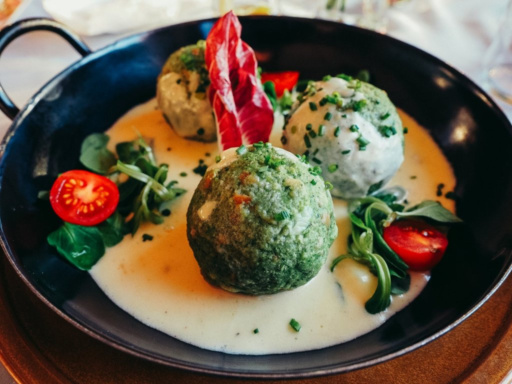 Spinach Dumplings – ©Pixabay