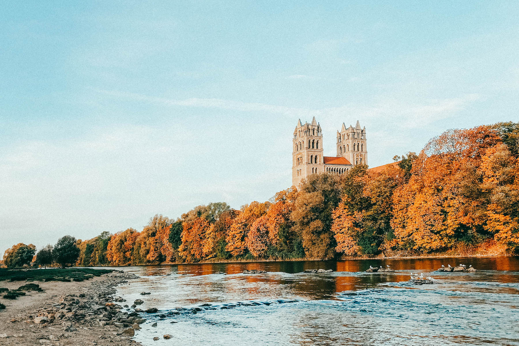 Geheimtipp Muenchen Herbst 4 – ©Unsplash