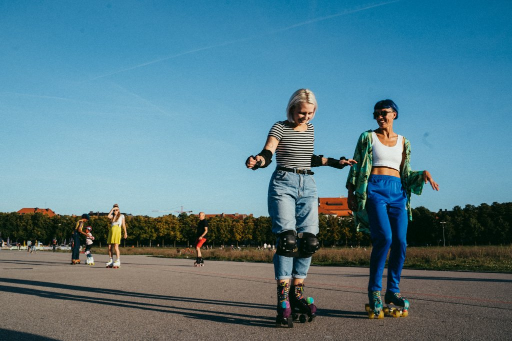 Gtm Rollerdancesquad Skate Theresienwiese Ag 24